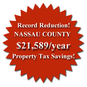 Nassau County Tax Grievance Record