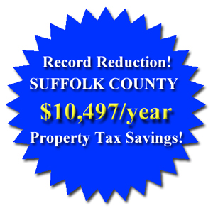 Suffolk County NY  Tax Grievance Record